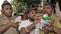 Karni Sena protests against CBFC in Mumbai, over 150 held