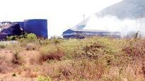 Biomax Fire Sends Pollution Levels in Port City Soaring