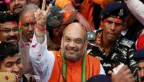 Amit Shah begins 'Vistaar Yatra', marks grand arrival in Jammu and Kashmir'