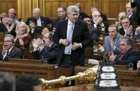 Canadian Parliament backs air strikes on Islamic State in Syria
