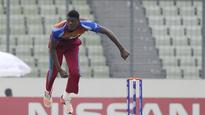 #WIvIND: West Indies call up U-19 World Cup winner Alzarri Joseph to join senior squad