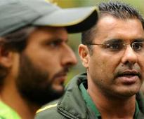It is at the back of the mind that we don't seem to do well against India in World Cups: Waqar Younis