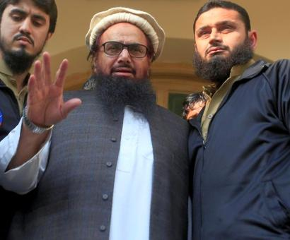 Hafiz Saeed has 'blood on his hands': Ex-CIA dy director