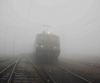 Delhi smog: 7 trains cancelled, 9 rescheduled