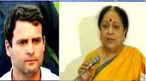 Day after I resigned, Rahul told Ficci there would be no bottlenecks in clearance of projects: Jayanthi