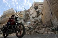 Islamic State advances on Aleppo in Syria fighting