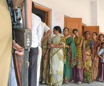 Women polling staff in Gulbarga all praise for poll panel decision