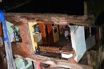 Three-storey building collapses in Thane, two dead
