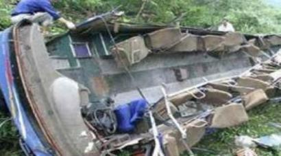 23 killed as bus falls into gorge in Himachal