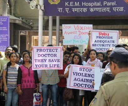 CM's rebuke works, IMA calls off doctors' strike in Maharashtra