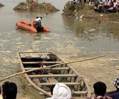 19 drown as boat capsizes in UP; CM announces Rs 2 lakh relief