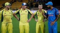 'Australian batsmen scared of Team India'