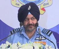 Air Force ready for two-front war: IAF chief
