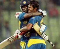 Malinga, Thirimanne guide S. Lanka to 5th Asia Cup trophy
