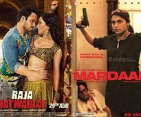 Mixed start for RAJA NATWARLAL Emraan, MARDAANI Rani surprises!