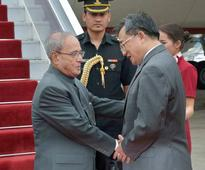 President praises diaspora for improving Sino-Indian ties