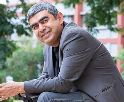 Leading Infy is opportunity of lifetime, Vishal Sikka tells employees