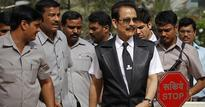 UP Police fail to find Sahara chief at his home