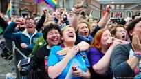 Greens call to legalize gay marriage in Germany