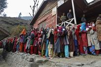 61% Polling in Jharkhand; 58% in Jammu & Kashmir