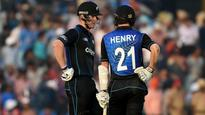India v/s New Zealand: Neesham, Henry lead remarkable recovery to take Kiwis to 285