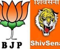BJP-Sena tie-up on the brink