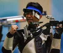 Bindra bows out of pro shooting with two bronze medals at Asian Games