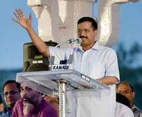 Delhi CM Kejriwal takes a dig at Haryana BJP govt over flood mess in Gurgaon