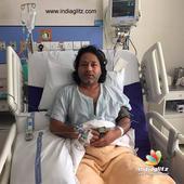 Khailash Kher hospitalized