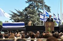 Shimon Peres funeral | Mahmoud Abbas attendance a reminder of need for peace, says Barack Obama
