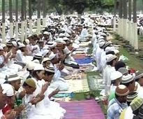 Eid Celebrated With Fervour in Karnataka