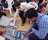 Gujarat polls result today: Cong workers monitor strong rooms after EVM row