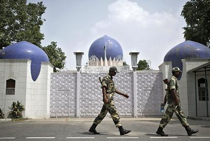 Busted Pakistani spy ring may have roots in BSF