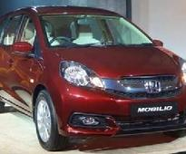 Honda's Mobilio Looks to Repeat Indonesia Success in India