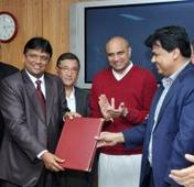 Launching of ICAI TV Channel in collaboration with MHRD, Government of India