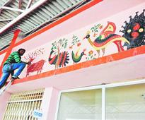 Offbeat tribal art gallery awaits Modi