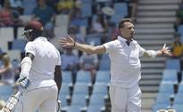 South Africa beats West Innings in 1st test
