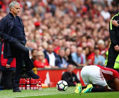 Manchester United are a team in progress: Mourinho