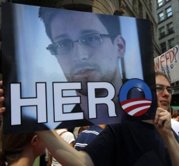 Data leaks made US, world more secure, says Snowden