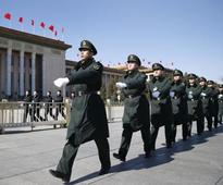 China defence budget 10 pct rise to defy slowing economy