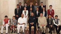 On Children's Day, President Kovind honours Dangal star Zaira Wasim, 14 other young achievers