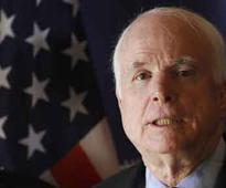 Republican senator John McCain diagnosed with brain cancer, aggressive tumour removed after surgery