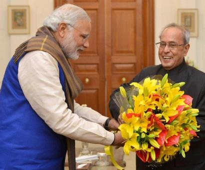 'Pranab Da, you've been a father figure': PM's emotional letter to ex-Prez