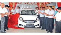 Hillview Honda launches Honda Mobilio