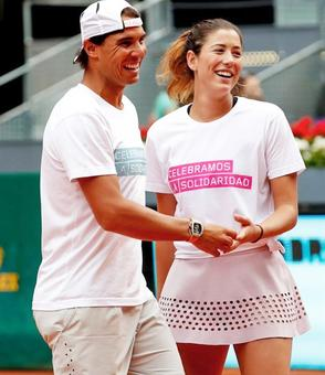 Spaniards Nadal and Muguruza have more than just nationality in common