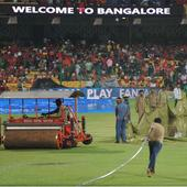 Live! IPL 6: CSK bowls in 8-over game; RCB 8/0