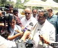 CID will investigate the Kalburgi murder case: Karnataka CM Siddaramaiah