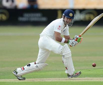 Ranji Roundup: Gambhir, Rana hit tons after Ishant picks five