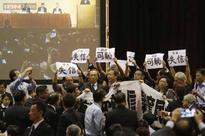Disruptive Hong Kong protests loom after China rules out democracy