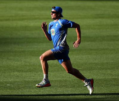 Is Cummins ready to shoulder extra bowling workload?